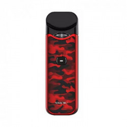 POD NORD 1100 MAH  RED CAMOUFLAGE