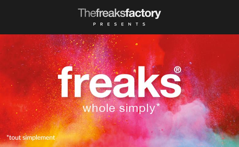 Fifty Freaks